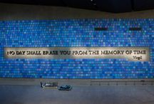 At A Glimpse: The 9/11 Memorial Museum / The National September 11 Memorial Museum will serve as the country's principal institution for examining the implications of the events of 9/11, documenting the impact of those events and exploring the continuing significance of September 11, 2001.
