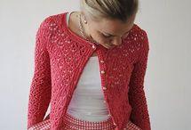 Knitting patterns - Adult