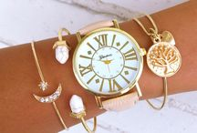I'm Crazy for GogoLush / Beautiful mix of watches and bangles, wrapped bracelets and watches. use my special code RMARSHA23 for a 20% discount.  Go to www.gogolush.com