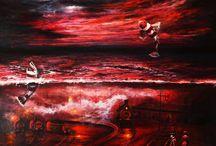 Agata Buczek :  neosurrealism : Poland