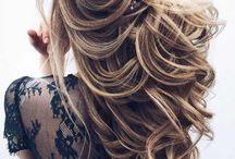 peinados de fuesta