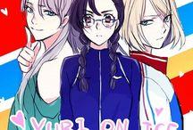 Yuri on Ice    Юри на льду