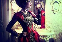 masquerade dress ♥