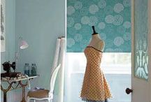 Blinds for the Dressing Room / Window shades for the dressing area. More fabric range available. You can even provide your own fabric for the shade and we will manufacture the shade using this material.