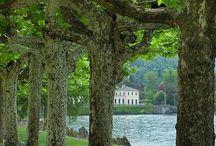 Lake Como Itália