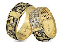 Alyans Modelleri / Wedding Rings / Evliliklerin En Önemli Simgesi Olan, Genç Çiftlerin Hayallerini Süsleyen Birbirinden Gösterişli Alyanslar Tek Tıkla ve Özel İndirimlerle Gelindamat.com'da!