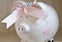 Piggy Banks / by Deborah Beck