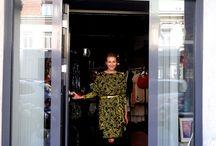 Vintage Fashion New Style / kreative Stylings mit Fashion, Retro und Designermode - individueller Streetstyle in Vienna