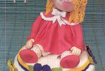 bambole tre d