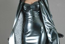 fashion / Fetish pvc, leather, boots and clothes