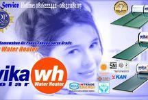 Service Wika SWH Tangerang | 081311181117 / SERVICE CENTER WIKA SWH TANGERANG | 081311181117.  Layanan Service Center Wika SWH Water Heater Cabang Tangerang | 0816222442.  Hotline Order 24 Hours Cv.Aulia Service melayani segala keluhan tentang WIKA SWH Solar Water Heater,  Wika Kurang Panas! Tangki Wika Bocor! Panel Collector Wika Bocor! Pindahan Bongkar Pasang Wika Check Valve Bocor Spare Part Wika Lainnya. Dengan pengecekan dan reparasi secara rutin, maka anda akan mendapatkan 97% energi panas secara gratis dari matahari