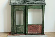 Miniature Store Fronts / by Paulette Svec