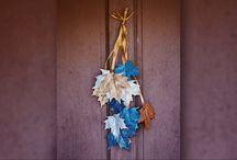 Dekoracje drzwi