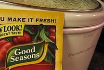 Crock pot recipes / Food and Drink / by Meagan Dupuis- Fregoe