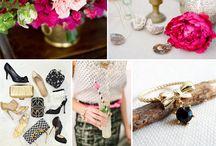 Svatební záležitosti / svatební šaty, obřady, svatební květiny,..