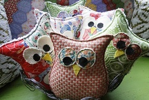 owls quilted and more