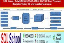 T-SQL,MSBI LIVE TRAINING