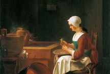 Clothing & Culture: 18th century German/PA German / by Kate {Beatriz Aluares}