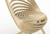 Chaises, fauteuils...