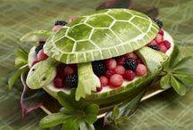 Turtlely food