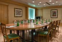 Incentives / The hotel Franklin Roosevelt meets all your needs regarding organisation of meetings and seminars in a professional, dedicated environment, with a beautiful room pleasantly-lit thanks to a set of light panels.