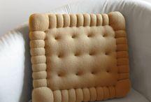 Puder - pillows