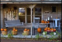 COUNTRY LIVING: Porches