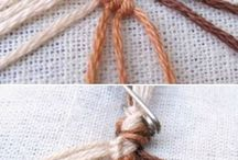 knots and stiches