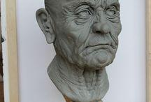 Sculptures / September art project