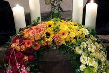florystyka żałobna