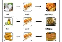 σύνθετες λέξεις με το ψωμί