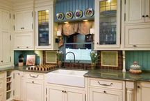 Kitchen / by Amy Newton