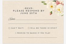 Save the Date- Invitation Inspiration / Repinned from Users on Pinterest!