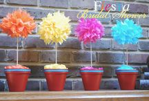 Fiesta Wedding Shower Ideas / by Jenna Karrs