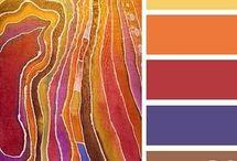 χρωματικοί πίνακες