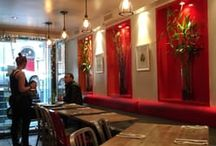 Vegetarian Places in the City