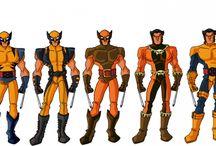 HQs / Histórias em quadrinhos, super heróis, comics.