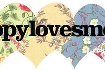 poppylovesmolly / by Hannah Southwell