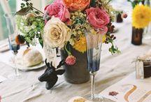 FLORES / Adoro flores, acho que dão um colorido extra na vida!