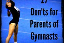 Gymnastics Advice