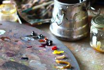 Art/Studios,Supplies / by Mary Anne Wallman