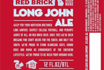 Beer labels / Or any product labels with a difference