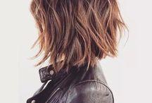 coupe et couleur cheveux