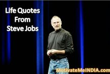 Best Life Quotes From Steve Jobs