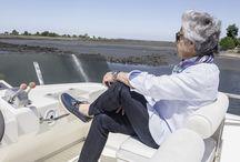 Mr. Carlos Santos wears Santos 2014 Summer Collection