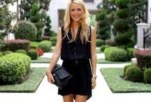 Ways to wear all black