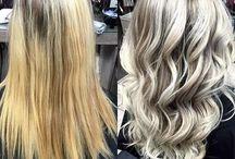 Lighters blonde