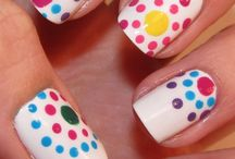 Art of Nails / Everything you want to know about manicures & pedicures, nail colors, and nail design. / by Vickie Higgins