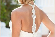 wedding hair / by Nicole Boucke