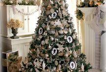 vánoční výzdoba a věnce